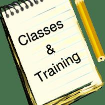 Spring 2020 Training Classes